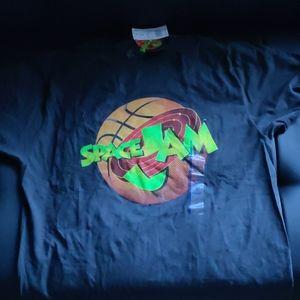 Space jam shirt